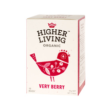 Higher Living Very Berry - herbata - 15 saszetek