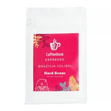 Hard Beans x Coffeedesk - Brazylia Colibri Santos Espresso 250g