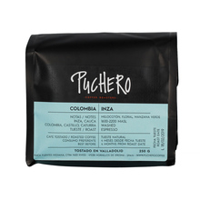 Puchero Coffee - Colombia Inza Espresso (outlet)