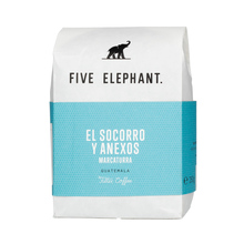 Five Elephant - Guatemala El Socorro y Anexos