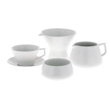 Timemore - Tianmu White Giftset - Zestaw do parzenia kawy