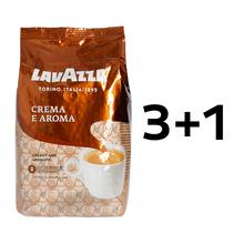 3+1 Gratis: Lavazza Crema e Aroma 1kg