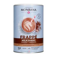 Monbana - Chocolat Frappe Milkshake 1kg