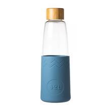 Sol - Błękitna butelka + Wycior + Etui