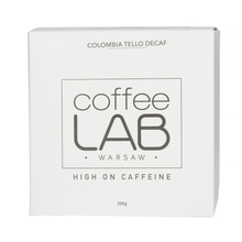 Coffeelab - Kolumbia Tello Decaf