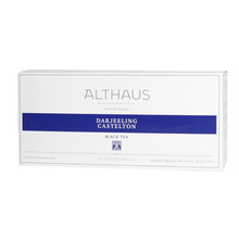 Althaus - Darjeeling Castleton Grand Pack - Herbata 20 dużych saszetek
