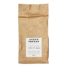 Audun Coffee Drip no. 2 (>75% Brazil Fazenda Da Lagoda) 1kg, ziarno (outlet)