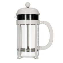 Bodum Chambord French Press 8 cup - 1l Biały