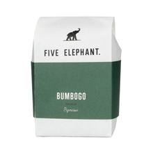 Five Elephant - Rwanda Bumbogo Espresso