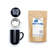 Zestaw Pro Tea Kubek z zaparzaczem + Herbata Teapigs