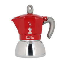 Bialetti New Moka Induction 4tz Czerwona