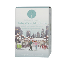 Just T - Baby It´s Cold Outside - 20 Torebek