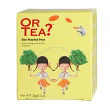 Or Tea? - The Playful Pear - Herbata 10 Torebek