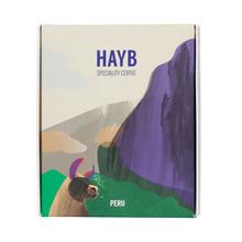 PRZELEW MIESIĄCA: HAYB - Peru David Garcia Diaz