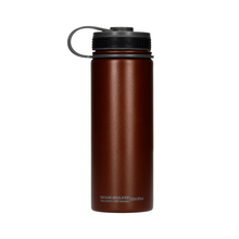 Asobu Alpine Flask 530ml Chocolate (outlet)