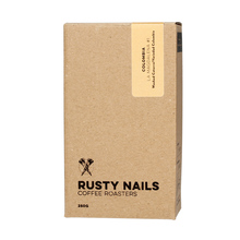 Rusty Nails - Colombia Huila La Magdalena #1