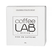 Coffeelab - Kolumbia Pitalito Decaf - Kawa bezkofeinowa