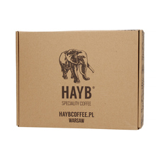 HAYB Starter Pack Dark Espresso 4x250g, kawa ziarnista (outlet)