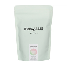 Populus Coffee Guatemala Santa Rosa Fredy Orantes Natural OMNI 250g, kawa ziarnista (outlet)