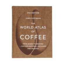 Książka The World Atlas of Coffee Druga Edycja - James Hoffmann