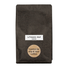 Dutch Barista Guatemala Huehuetenango Washed DECAF FIL 250g, kawa ziarnista (outlet)
