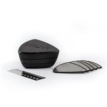 Kruve Sifter Base - Limited Black Edition - Odsiewacz do kawy z 5 sitkami