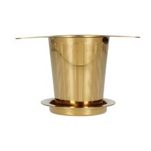 Paper & Tea - Zaparzacz do herbaty złoty