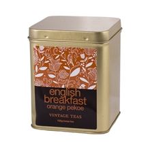 Vintage Teas English Breakfast - puszka 125g