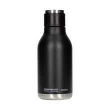 Asobu - Urban Water Bottle Czarny - Butelka termiczna 460 ml