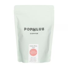 Populus Coffee Costa Rica Joyce Red Honey Typica OMNI 250g, kawa ziarnista (outlet)