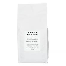 Audun Coffee Drip No. 2 (>75% Brazil Fazenda Monte Belo) FIL 1kg, kawa ziarnista (outlet)