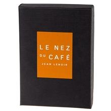 Książka + Zestaw 6 aromatów Jean Lenoir - Le Nez Du Cafe Temptation