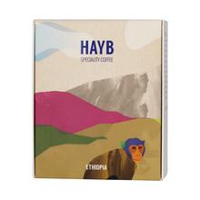 HAYB Etiopia Yirgacheffe Chelchele Gedeb Natural FIL 250g, kawa ziarnista (outlet)
