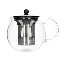 Bodum Assam - Zaparzacz do herbaty ze stalowym filtrem 1l - Chrom