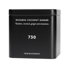 Teministeriet - 730 Rooibos Coconut Ginger - Herbata Sypana 100g