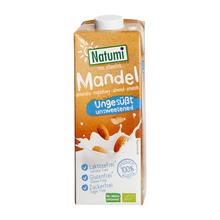 Natumi - Napój migdałowy bez dodatku cukru 1L
