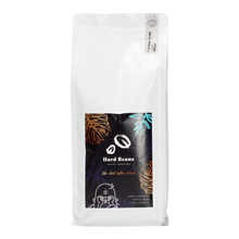 Hard Beans - Gorilla Blend Peru + Uganda Espresso 1kg