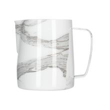 Barista Space - Dzbanek do mleka marmurowy 350 ml