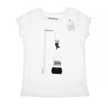 Koszulka Coffeedesk Chemex Biała - Damska XL