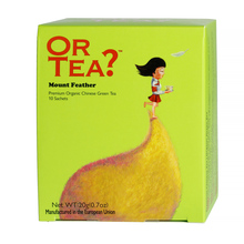 Or Tea? - Mount Feather - Herbata 10 Torebek