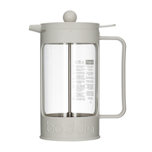Bodum Bean French Press 8 cup - 1l Biały