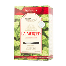 La Merced Barbacua - yerba mate 500g
