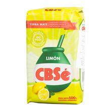 CBSe Limon - yerba mate 500g