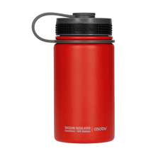 Asobu Mini Hiker Water Bottle 355ml Red (outlet)