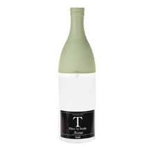 Hario Aisne - butelka z filtrem Cold Brew Tea - zielona