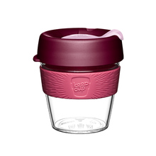 KeepCup Orginal Clear Bayberry 227ml