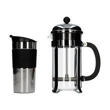 Bodum Chambord Set - French Press + Kubek termiczny
