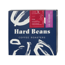 Hard Beans Gwatemala CO-CHANGERS Huehuetenango El Oregano Natural FIL 250g, kawa ziarnista (outlet)