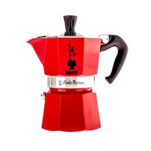 Bialetti kawiarka Moka Express 3tz czerwona (outlet)