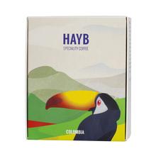 HAYB - Kolumbia El Mirador